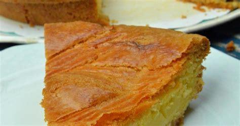 recette gateau basque traditionnel