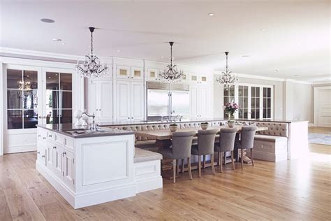 kitchen island with booth seating 1000 ideas about kitchen booth table on 8238