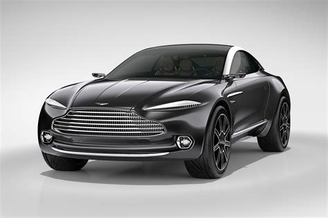 Aston Martin Suv To Ditch Electricity For Gas Engine