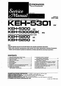 Pioneer Keh5300sdk