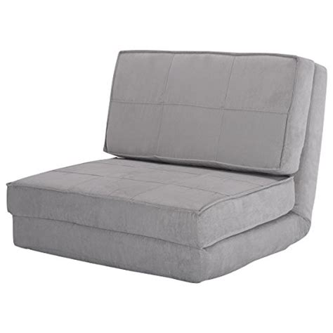 Gray Sleeper Chair Folding Foam Bed by Giantex Hw52445gr Giantex Fold Chair Flip Out Lounger