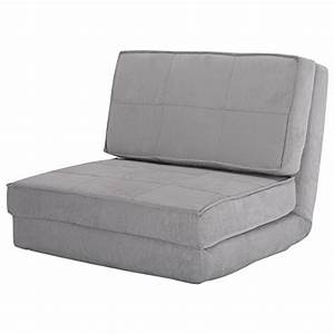 giantex hw52445gr giantex fold down chair flip out lounger With flip down sofa bed