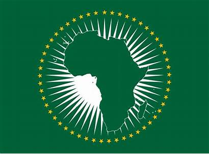 Union African Flag Wikipedia Svg