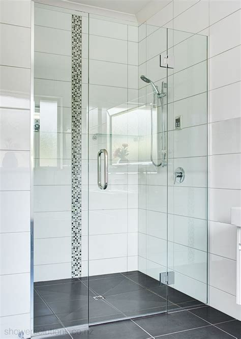 Renovation Kitchen Ideas - alcove shower doors shower solution