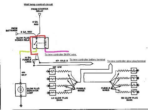 1994 Econoline E4od Wiring Schematic by Ford Diesel 6 9 7 3 Idi