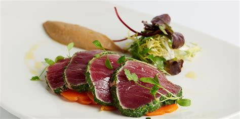 how to prepare tuna how to cook tuna great british chefs