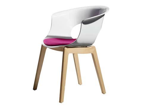 chaise en polycarbonate miss b antishock ligne