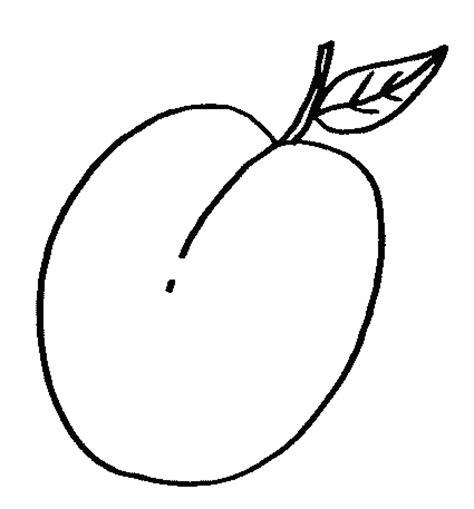 jeux gratuit cuisine coloriage fruits abricots à colorier allofamille