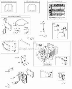 Briggs And Stratton L Head Service Manual