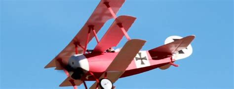 Hobbico Flyzone Fokker Dr.1 EP 2.4GHz RTF Review - RC Groups