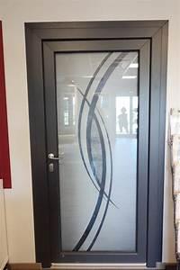porte entree pvc sur mesure a frontignan magasin de With porte de garage transparente