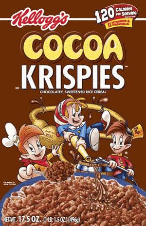 Cereal Choco 12 awesome chocolate cereals
