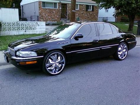 Used 1998 Buick Park Avenue Performance Specs 1998 Buick