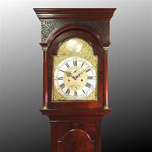 Walnut, Cased, Bristol, Georgian, Longcase, Clock, For, Sale, Circa, 1750