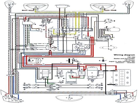 Super Beetle Wiring Diagram Thegoldenbug Forums