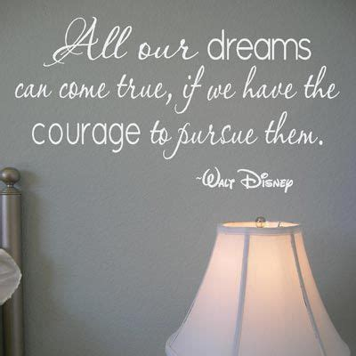 Disney Quotes For Bedroom Walls by 17 Best Ideas About Disney Wall Decals On