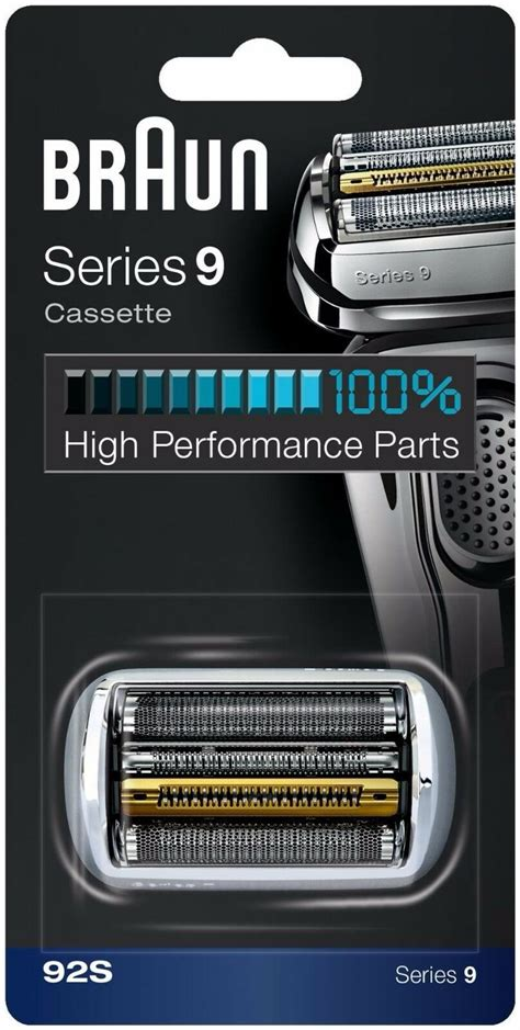 braun series electric shaver replacement foil cassette