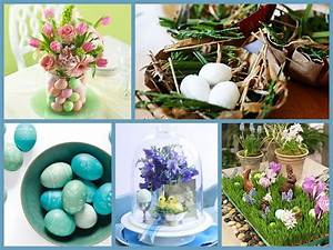 creative easter decorating ideas decoholic With house decorating ideas for easter