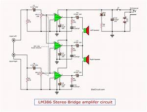 Tda2009 Amplifier Circuit Diagram