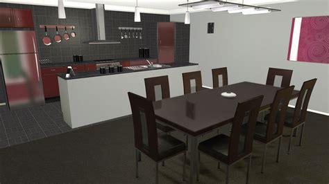 logiciel gratuit de conception de cuisine plan 3d et