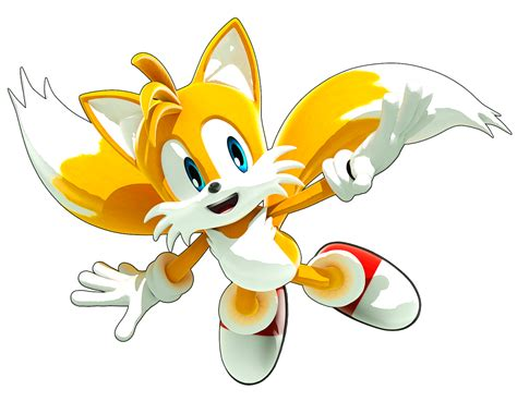 Tails Prower Cell Shaded 2 By Finnakira On Deviantart