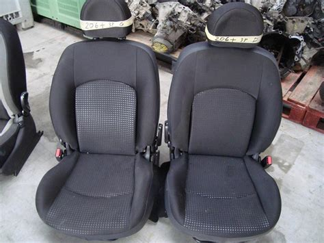siege arriere 207 cass 39 auto daniel papin votre casse automobile en vendée