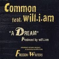 common feat williams  dream sample  martin luther