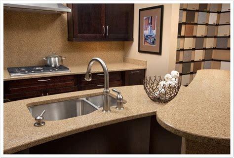 Toasted Almond MSI Quartz   Denver Shower Doors & Denver