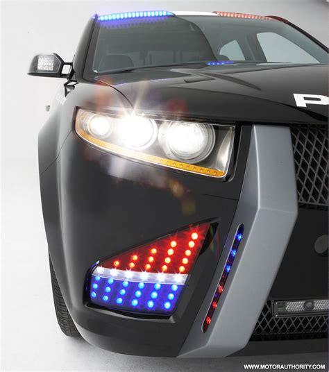 Video Carbon Motors Unveils The E7 Purposebuilt Police Car