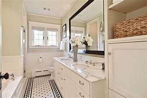 Tiny Bathroom Layout