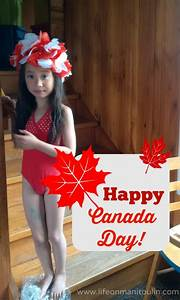 Celebrating Canada Day #GTCanadaProud - Life on Manitoulin