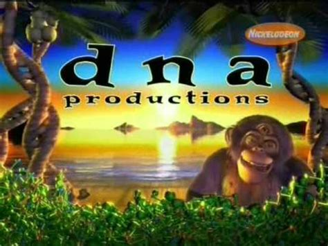 dna productions logo effects