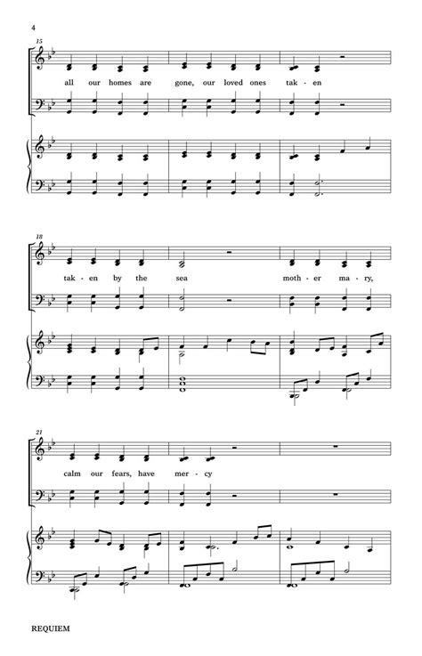 requiem craig hella johnson choral series satb eliza