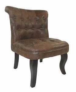 Fauteuil Crapaud Cuir : fauteuil crapaud alexia ~ Teatrodelosmanantiales.com Idées de Décoration