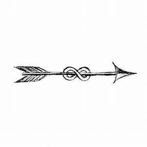 Dessin Fleche Tatouage : tatouages temporaires infini fl che tatouages petite fl che ~ Melissatoandfro.com Idées de Décoration