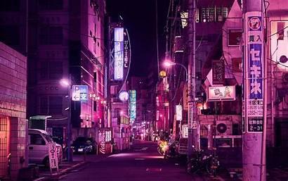 Tokyo Japan Wallpapers Aesthetic Pc Computer Macbook