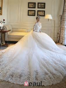 shaper for wedding dress stunning a line the shoulder applique lace shape back wedding dress with 1 5m trailing