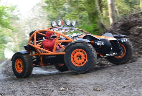 Ariel Nomad Off-road Dune Buggy Unveiled