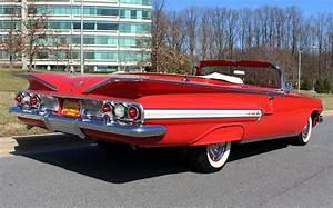 1960 Chevrolet Impala | 1960 Chevrolet Impala Roadster for sale 348ci Tri-Power Carbs | Classic ...