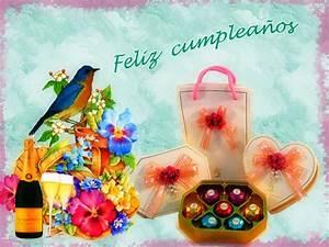 Tarjetas Gratis Para Amigas Con Flores Imágenes de Cumpleaños