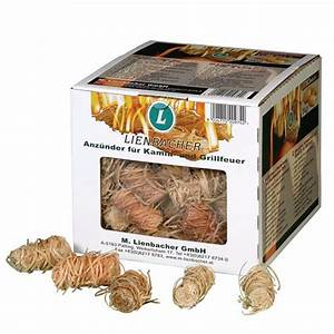 Allume Feu Cire : allume feu 100 naturel 1 kg lienbacher ~ Premium-room.com Idées de Décoration