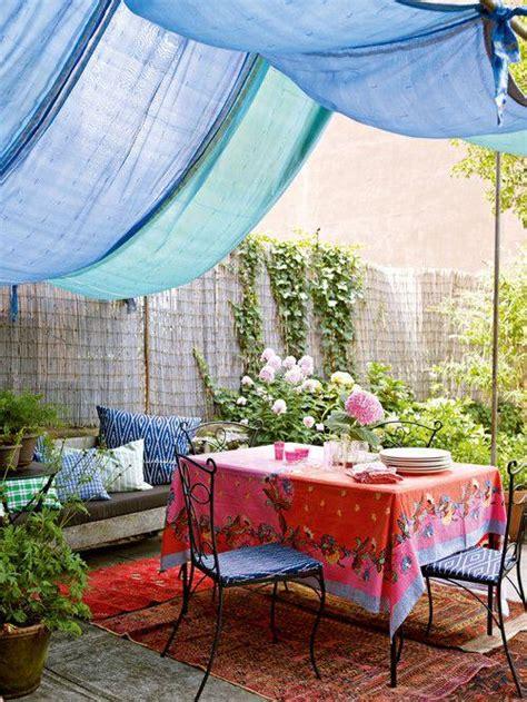 Diy Backyard Canopy diy canopies and sun shades for your backyard