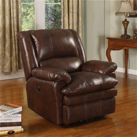 bishop top grain leather power recliner costco ottawa
