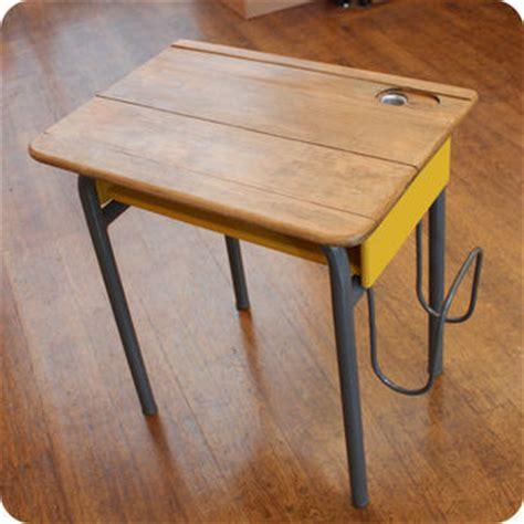 bureau ecolier en bois meubles vintage gt bureaux tables gt ancien bureau d