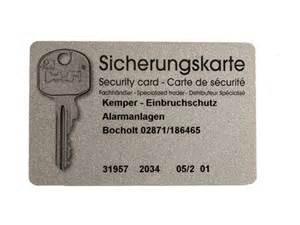 schließzylinder mit sicherheitskarte schlie 223 anlage sicherungskarte kemper onlinehandel f 252 r honigeschleuder bachlauf