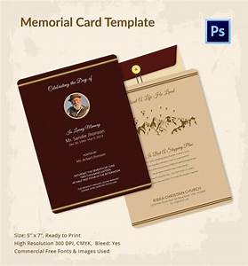 21 obituary card templates free printable word excel With funeral remembrance cards template