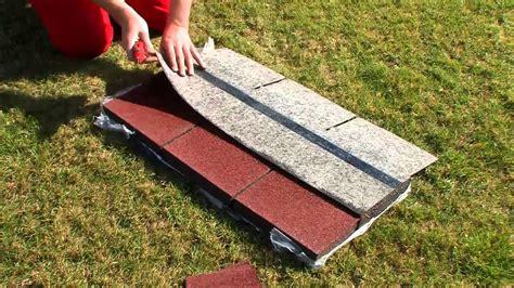 leien dak zelf plaatsen doe het zelf hoe easy shingles verleggen op je dak