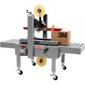 tape dispensers carton sealing machine  matic uniform case sealer