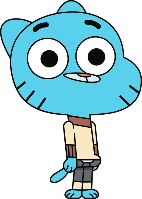 large cat tree characters the amazing of gumball season 3