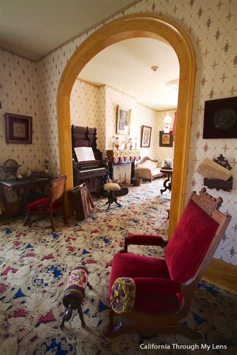 whaley house  haunted place  america california
